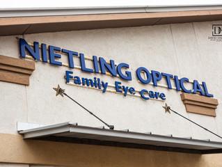 Spotlight on Van Alstyne Dennis Nietling – Nietling Optical Family Eye Care