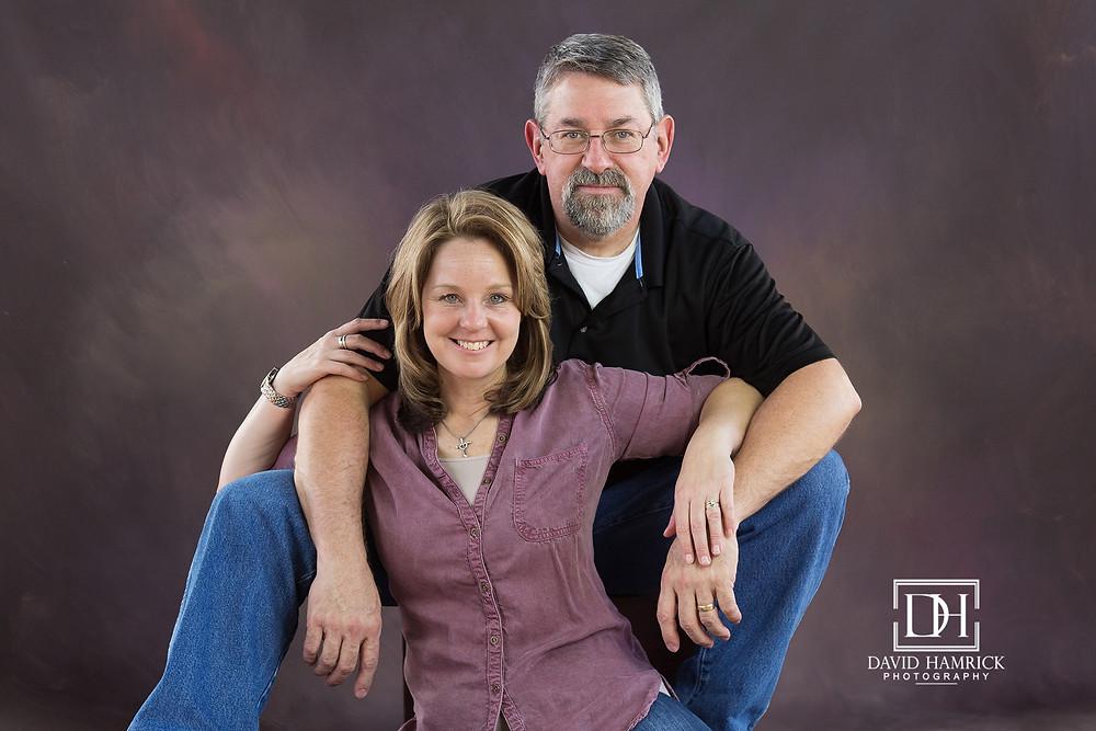 David and Tammy Hamrick