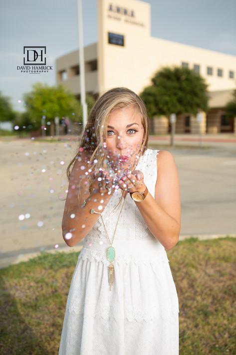 Anna High School Senior Glitter Blow.jpg