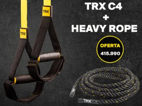 TRC C4 + Battle Rope