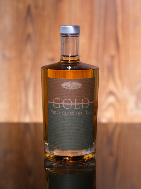 Gold Rum bio 50cl