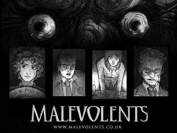 Malevolents Teaser Poster