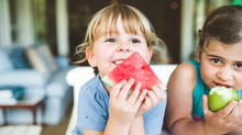 Is it possible for kids to eat too much fruit?