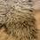 Thumbnail: BARLEY Wild Felted Living Wool Sheeprug