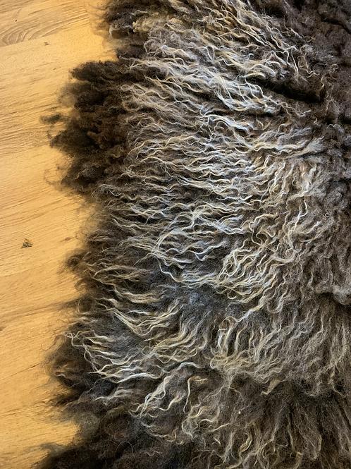 FEROX Wild Felted Living Wool Sheep Rug