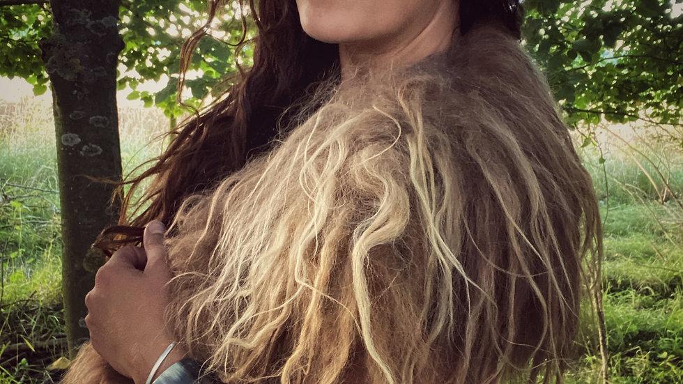 Wild Wool Collar -VIXEN