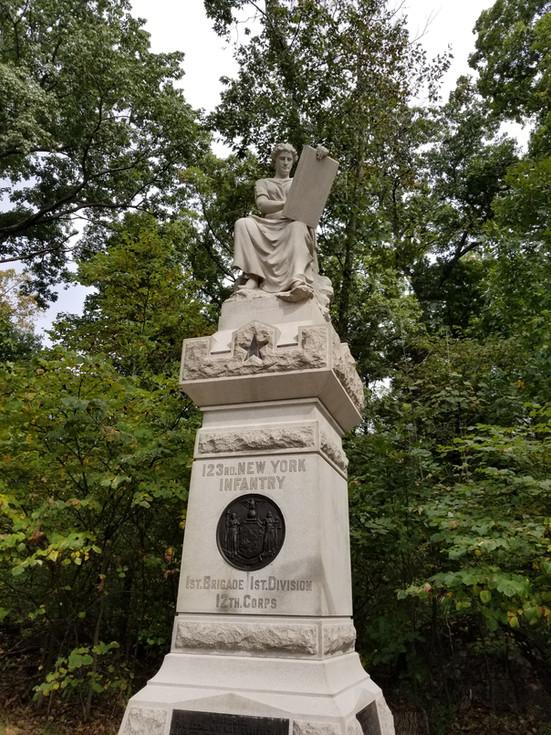 123rd New York Infantry