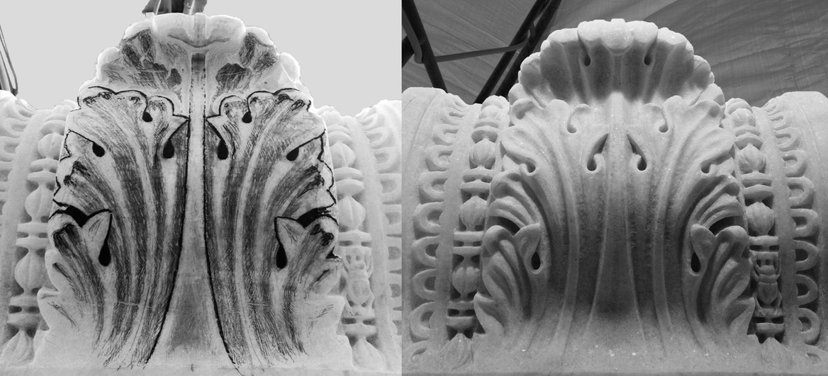 Keystone Detail