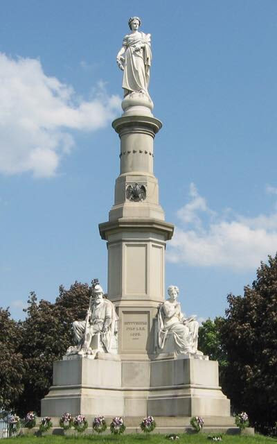 The Soldiers National Monument