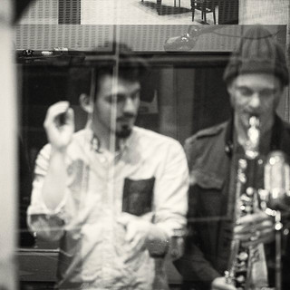 URBEX Studio recording
