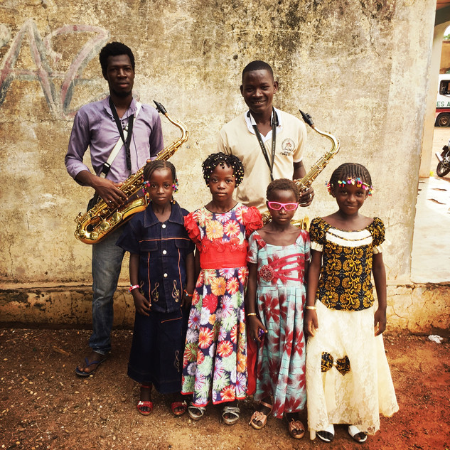 Les Ventistes du Faso, Ouagadougou, Burkina Faso