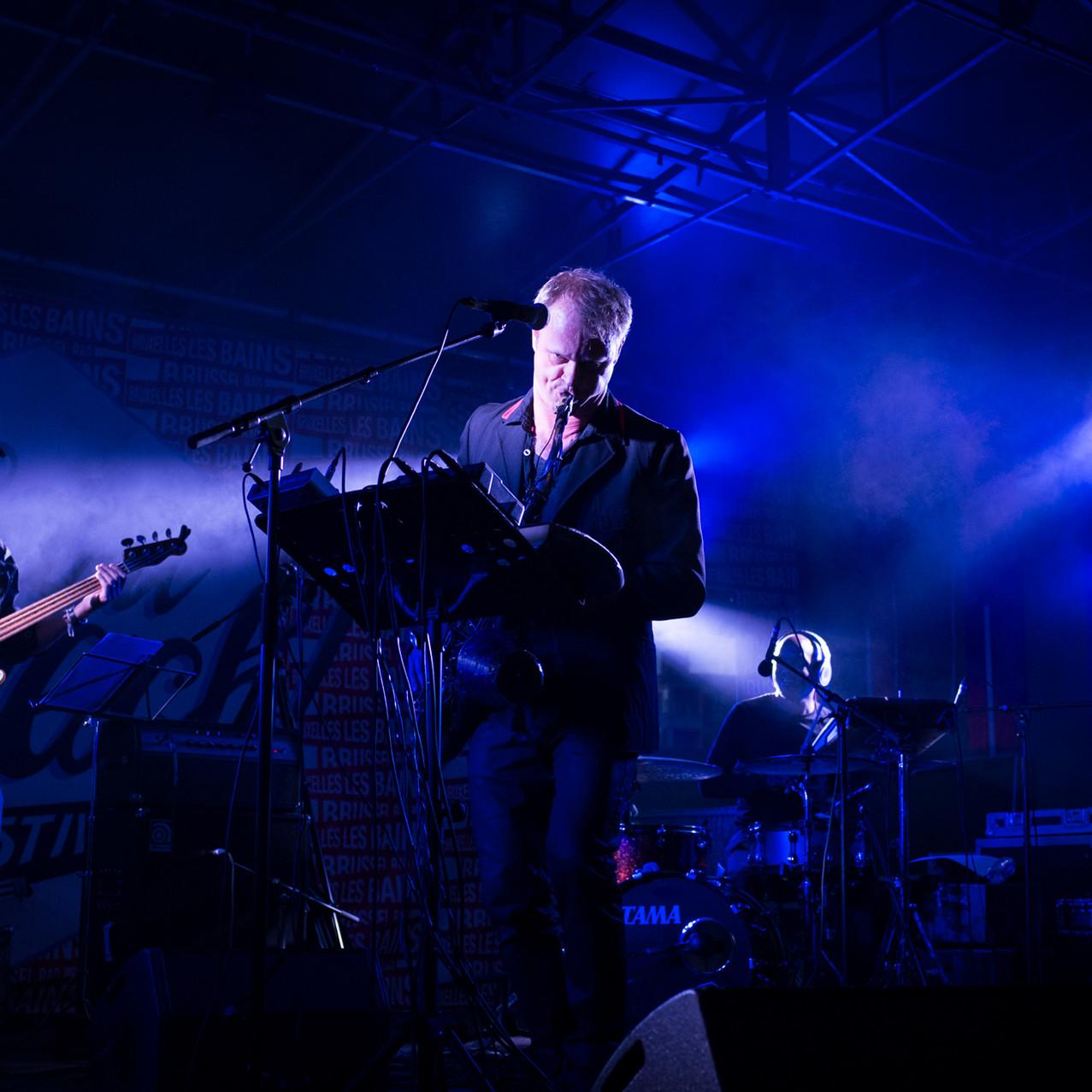 DERvISH live in 2015