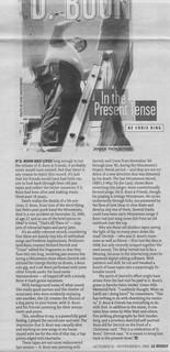 """D.Boon & Friends"" Review"