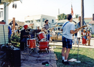 Chuck's 4th of July Party