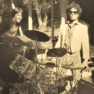 Crane & Dirk (Backstage)