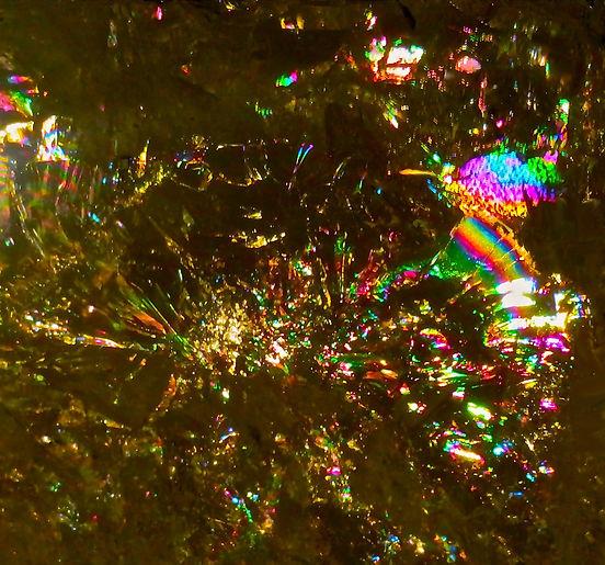 Crystalline Rainbows