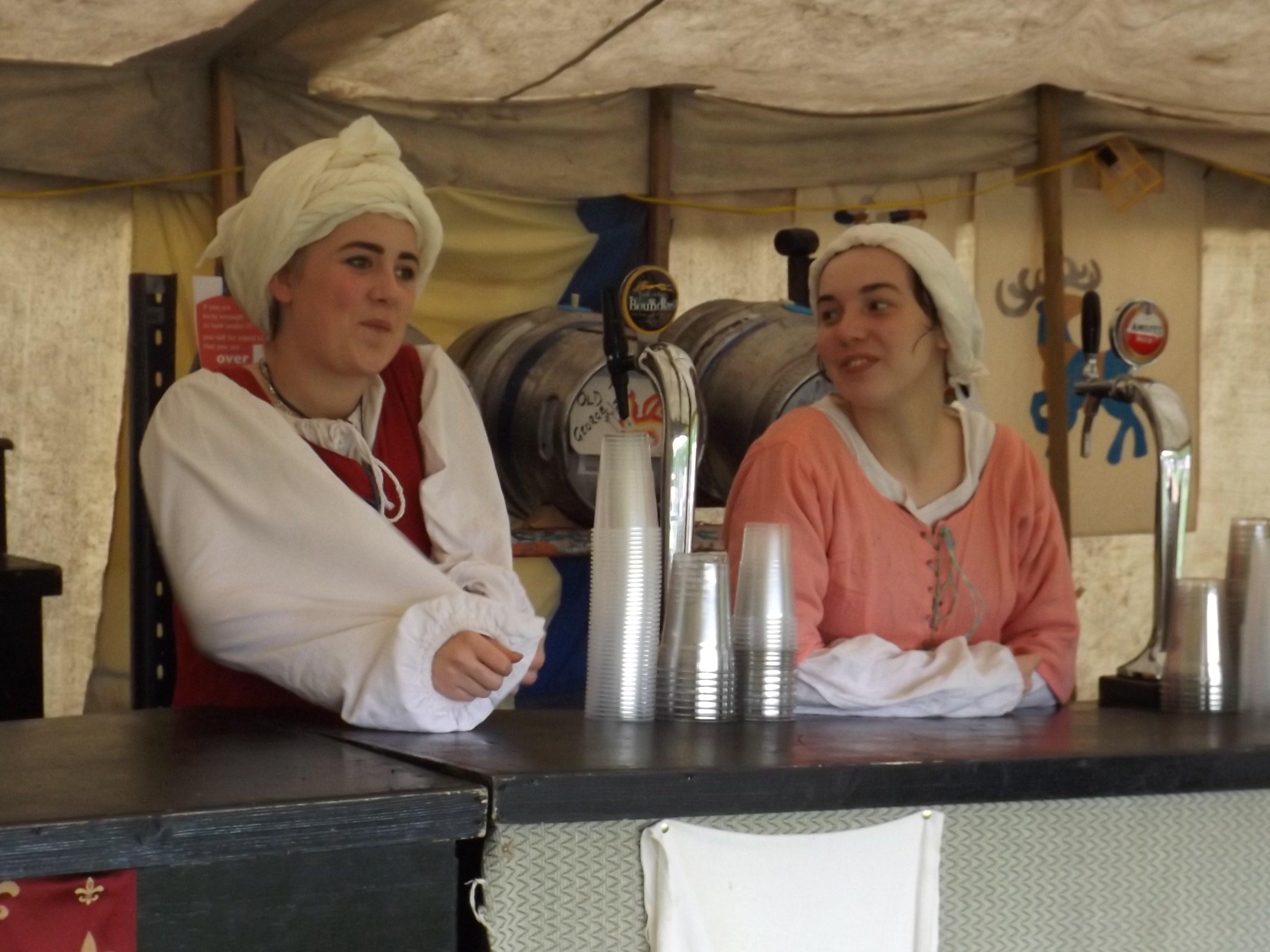 The Stagger Inn girls