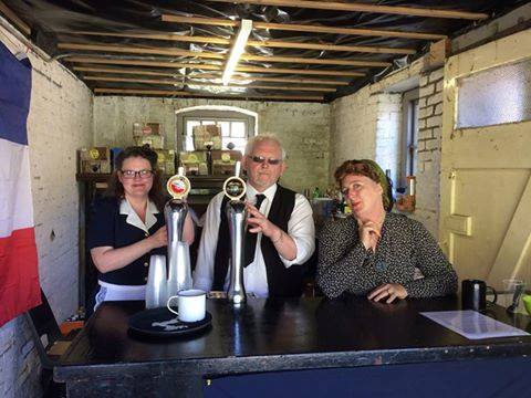 Cafe Rene, Dover Castle 2017