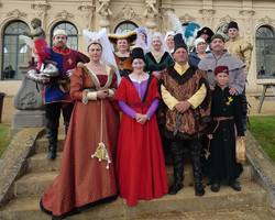 Saint Georges Day at Wrest Park