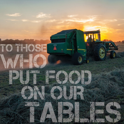 National Agriculture Day Social Post