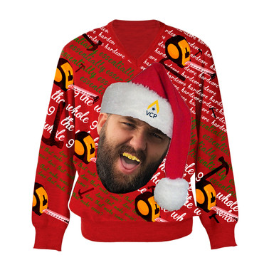 Veterans Community Project Ugly Sweater