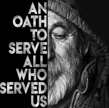 Veterans Community Project Social Post