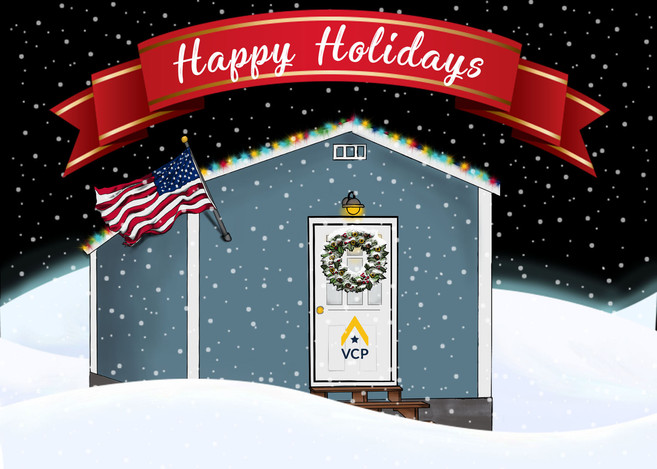 Veterans Community Project Holiday Card