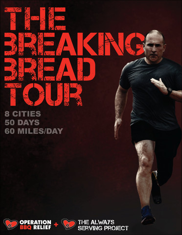 Breaking Bread Tour Flyer Page 1
