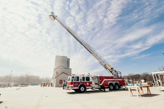 Firemen Training