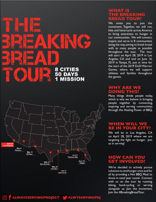 Breaking Bread Tour Local Government Flyer Page 2