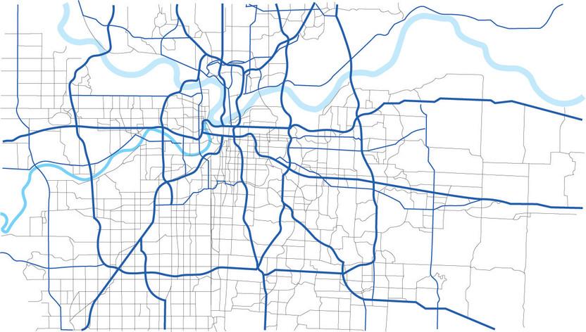 City of Kansas City Roads