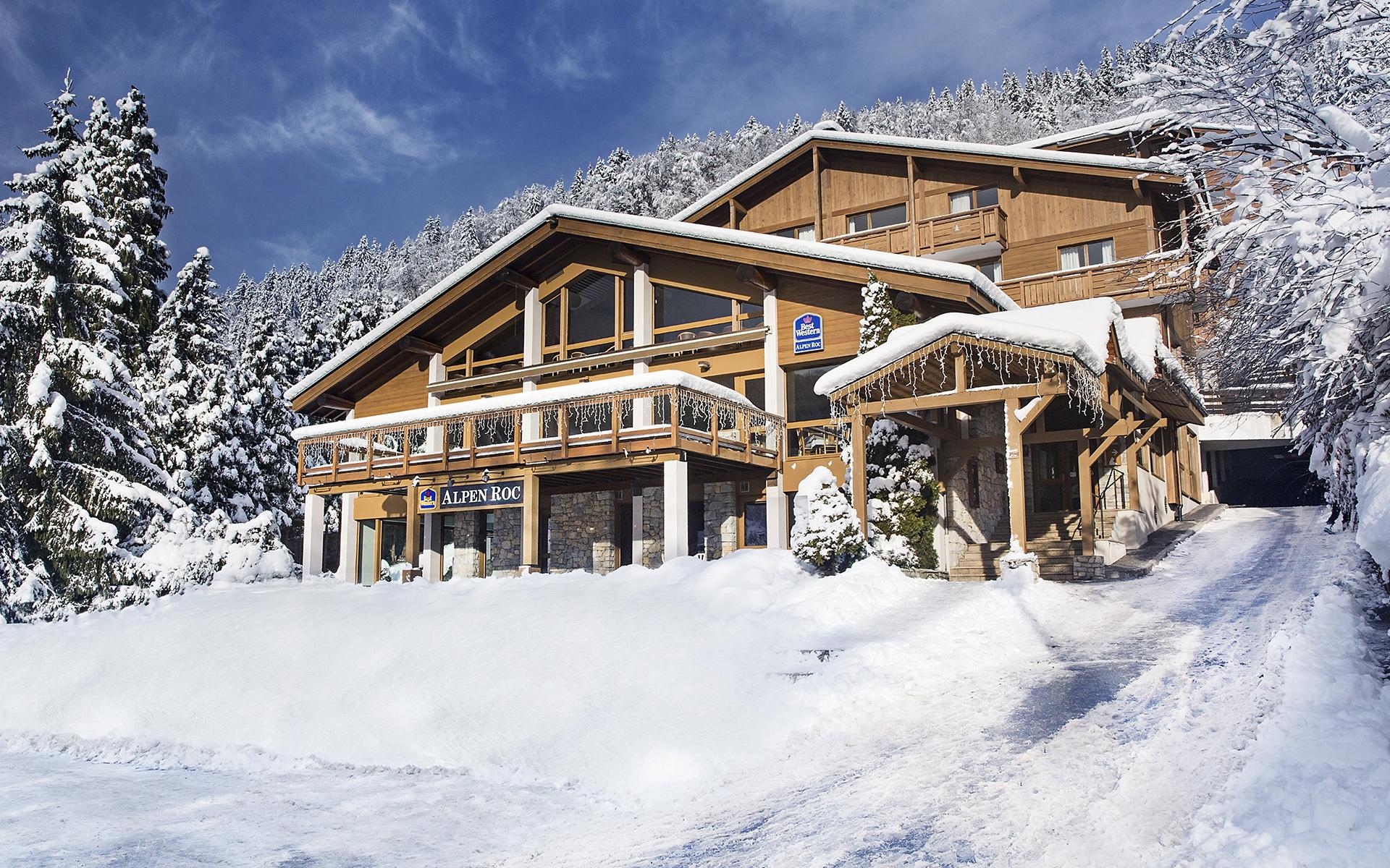 Hôtel Alpen Roc à la Clusaz