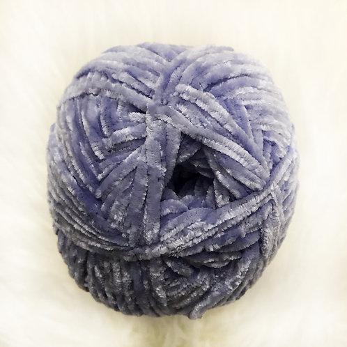 Hopping Hydrangea - Bernat Baby Velvet