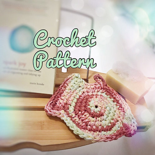 Fish Cloth - Crochet Pattern