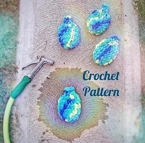 Reusable Water Balloon - Crochet Pattern