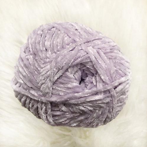 Lilac Blooms - Bernat Baby Velvet