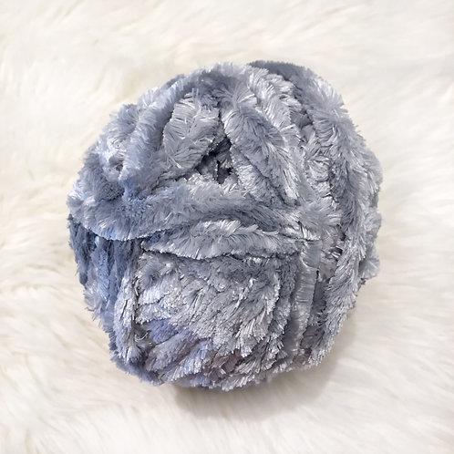 Softened Blue  - Bernat Velvet Plus