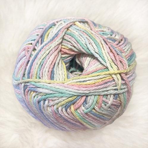 Pretty Pastels Ombre - Bernat Handicrafter Cotton Big Ball