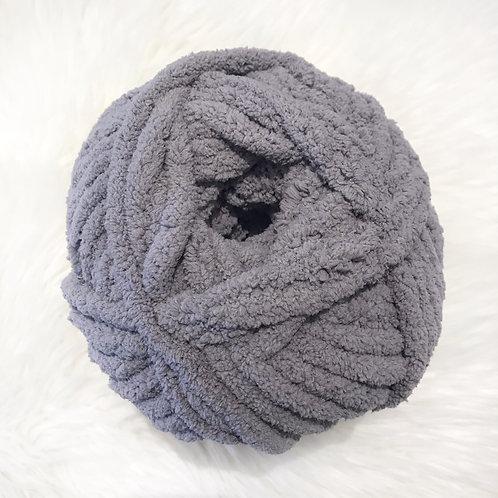 Vapor Grey - Bernat Blanket Extra