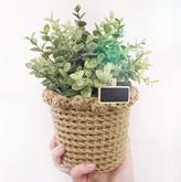 🌱This custom plant holder is going to _