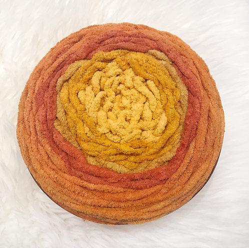 Orange Crush Ombre - Bernat Blanket Ombre