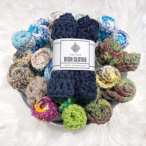 Two for $10 Wash Cloth Sets