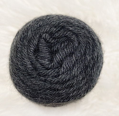 Charcoal Heather - Caron Simply Soft Heathers