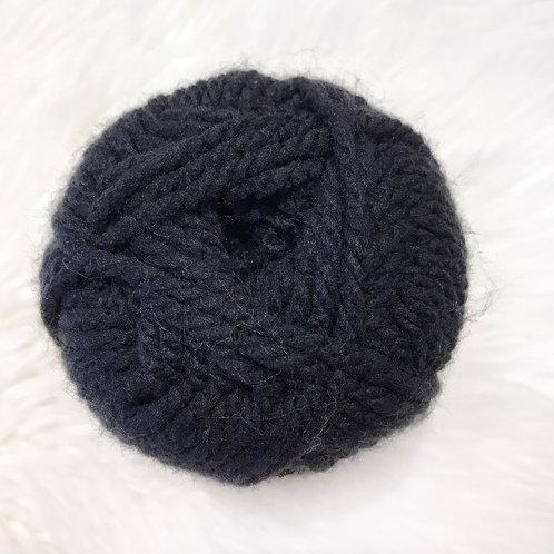 Black - Bernat Softee Chunky