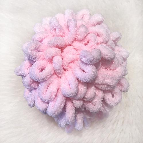 Powder Pink - Bernat Alize Blanket-EZ