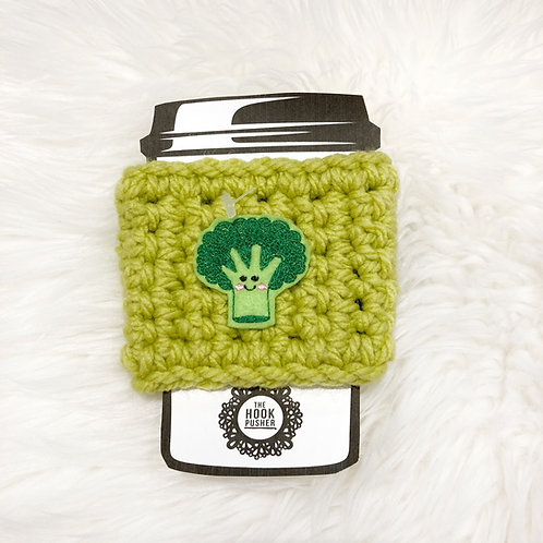 Broccoli - Light Green Cup Cozy