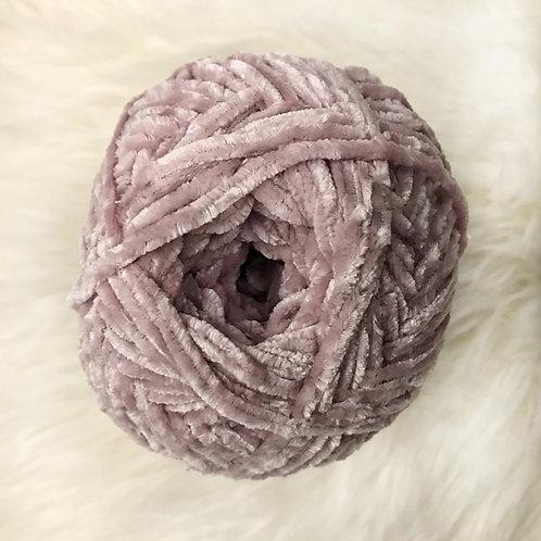 Smokey Violet - Bernat Velvet