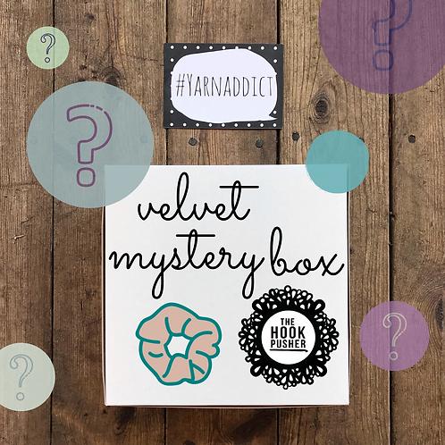 Velvet Mystery Box!