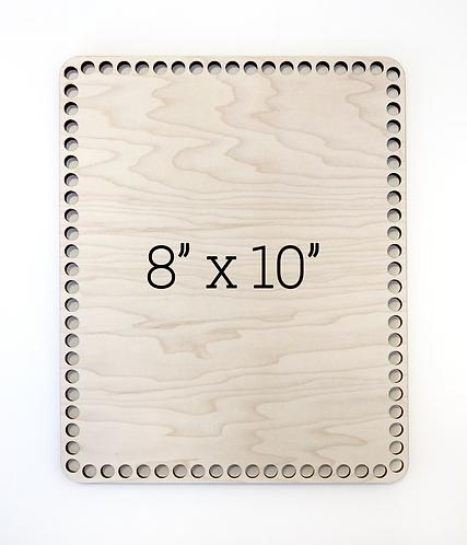 """8"""" x 10"""" Wood Basket Bottom"""