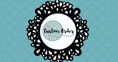 Staci Harrison custom order